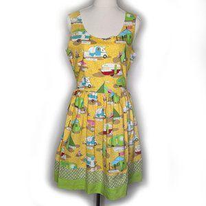 Boho Fox handmade Australian design dress